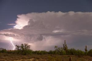 The Beauty Of Arizona Monsoon Power - Video