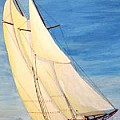 Schooner Paintings Only - Art Group