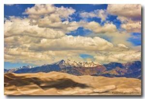The Great Colorado Sand Dunes