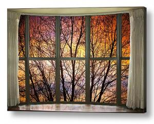 For Immediate Release Add A  Fine Art Window With A View To Any Room